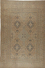 Extra Large Antique Persian Meshad Rug BB5433