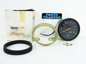 NOS Genuine Yamaha Speedometer Assembly Bravo 250 BR250 1985 1986 8V7-83510-40