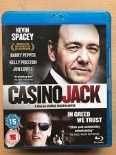 Ke , Vin Spacey Kelly Preston Casino Jack ~ 2010 Apuestas Drama Gb Blu-Ray