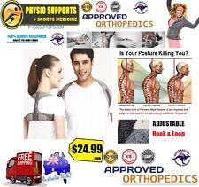 ISO CERTIFIED Clavicle Brace Posture Corrector Back Support Figure 8 Adjustable