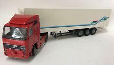 CON4608 - Truck Volvo Fh 12 With Trailer Fridge 3 Axles