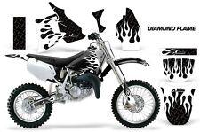 Honda CR80 CR 80 Graphics Kit Dirt Bike Wrap MX Stickers Decals 1996-2002 DFLM W
