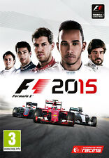 F1 2015 - Steam chiave key - Gioco PC Game - ITALIANO - Free shipping - ROW