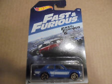 Hot Wheels The Fast & The Furious Diecast Car #6 of 8 '70 Ford Escort RS1600