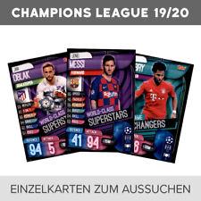 Topps Champions League 2019/20 - Trading Cards SS-TK zum aussuchen