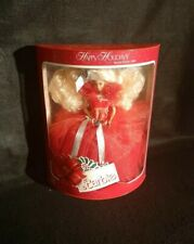 Mattel 1988 Happy Holidays Special Edition Barbie Doll New in Box