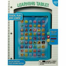 GSI Educational Touchscreen Alphabet / Numbers Learning Tablet for Kids