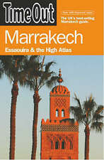 NEW Time Out Marrakech: Essaouira and the High Atlas (Time Out Guides)