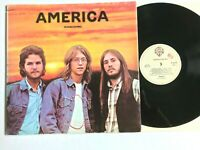 AMERICA - Homecoming 1976 Vinyl LP Trifold / W46180 VG+/VG