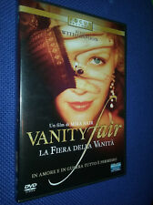 cofanetto+DVD nuovo film Vanity Fair. La fiera della vanità (2004) Reese Withers