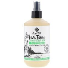 Natural Alaffia Face Toner Purely Coconut Normal to Dry Skin 12 fl oz NEW