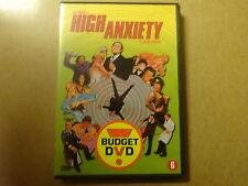 DVD / HIGH ANXIETY / LE GRAND FRISSON