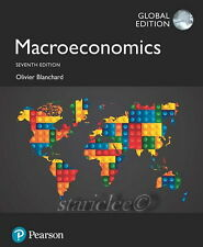 NEW 3 Days Fast to AUS Macroeconomics 7E Olivier Blanchard 7th Latest Edition