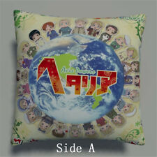 Axis Powers Hetalia Neko Anime Manga two sides Pillow Cushion Case Cover 506