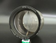 Massive!! Leitz Leica Epis Lens 600mm F4.5 !! Ultra Large Format 11x14 17x17 ULF