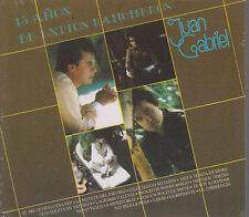 CD - Juan Gabriel NEW 15 Anos De Exitos Rancheros Fast Shipping !