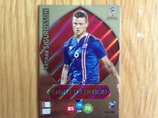 Panini Fifa World Cup Russia 2018 Ragnar Sigurdsson Limited Edition
