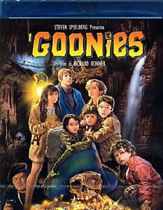 I Goonies (Blu-Ray) WARNER HOME VIDEO