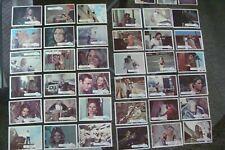 🎈🎈Bionic Woman HIGH GRADE Donruss 1976 (44) Card SET Six Million Dollar Man A