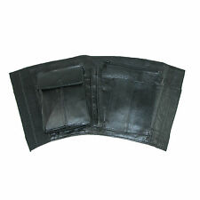New CTM Leather Travel Security Ankle Wallet