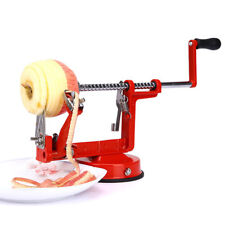 3 in1Apple Machine Pear Fruit Peel Peeler Corer Slicer Cutter Stainless Kitchen