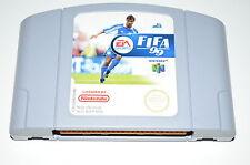 Nintendo 64 Spiel FIFA 99