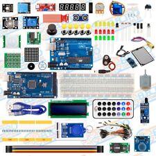 Kit MEGA 2560 + UNO R3 XXL Starter Sensores 100% Compatible - Arduino Electronic
