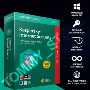 Kaspersky Total Security ✔ Kaspersky internet Security ✔ 1 Device ✔ 2 Year ✔