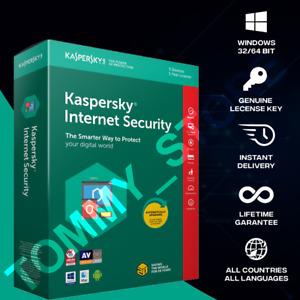 Kaspersky Total Security ✔ Kaspersky internet Security ✔ 1 Device ✔ 2 Year ✔