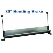 """30"""" Sheet Metal Work Parts Fabrication Fab 17 Gauge Bending Brake Bender Bend"""