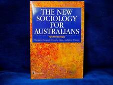 The New Sociology for Australians 4th ed. by Margaret Sargent (Paperback, 2002)