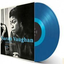Sarah Vaughan - Sarah Vaughan With Clifford Brown [New Vinyl LP] Blue,