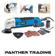 Draper Professional Oscillating Multi Tool 300W / 230V & Accessories - 23666