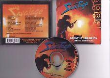 RARE ALBUM CD - SAVATAGE - Ghost In The Ruins