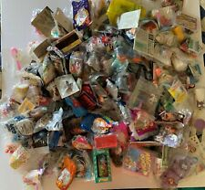 HUGE Mixed Lot of McDonalds, Wendys, and other Happy Meal Toys