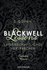 Blackwell Lessons - Leidenschaftliches Versprechen / Devoted Bd. 4 von S. Quinn