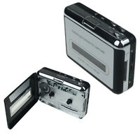 Audio Music Player Tape to PC USB Cassette to MP3 CD Converter Capture Cassette