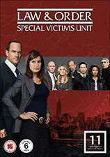 Law And Order - Special Victims Unit: Season 11 - DVD NEW & SEALED (6 Discs)