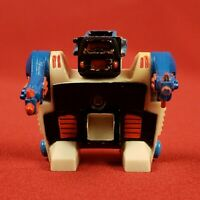 Vintage 1993 ZBots Hea Robot Figure Micro Machines