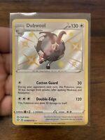 Pokemon Shining Fates Dubwool Shiny Holo Rare SV104/SV122 Pack Fresh