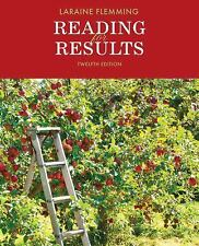 Reading for Results by Laraine E. Flemming (2013, Paperback)