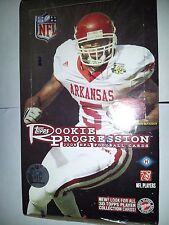 2008 Topps Rookie Progression Football Box Sealed, Crushed Box Please Read Info