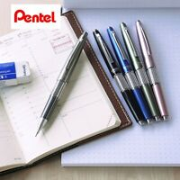 Pentel Sharp Kerry Mechanical Pencil 0.5mm Choose from 5 Body Colors P1035