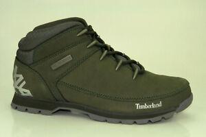 Timberland Euro Sprint Hiker Boots Hiking Trekking Men Shoes A1VR9