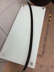 Genuine BMW 5 Series/M5 Carbon Fibre Rear Boot Spoiler