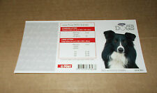 Dogs Australian Stamp Booklets
