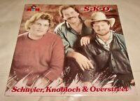 SKO by Schuyler Knobloch Overstreet  (Vinyl LP, 1986 USA Sealed)