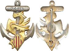 24° Régiment de Tirailleurs Sénégalais, dragon doré, Drago Paris Nice, (4319a)