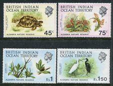 British Indian Ocean Territory 39-42, MNH Nature Reserve 1971: Birds,  x12380