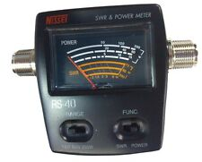 SWR & Power Meter  140-150 430-450MHz 200W For VHF UHF Ham Mobile Radio